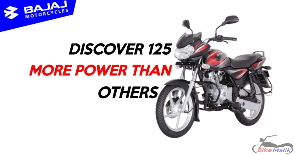 Bajaj Discover 125 First Ride Review