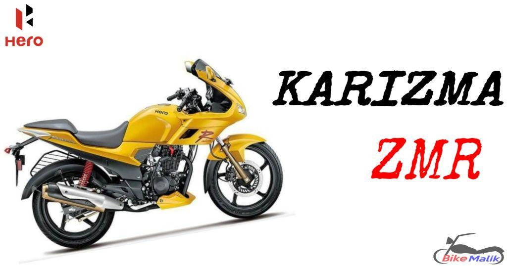 Hero Karizma ZMR : Review