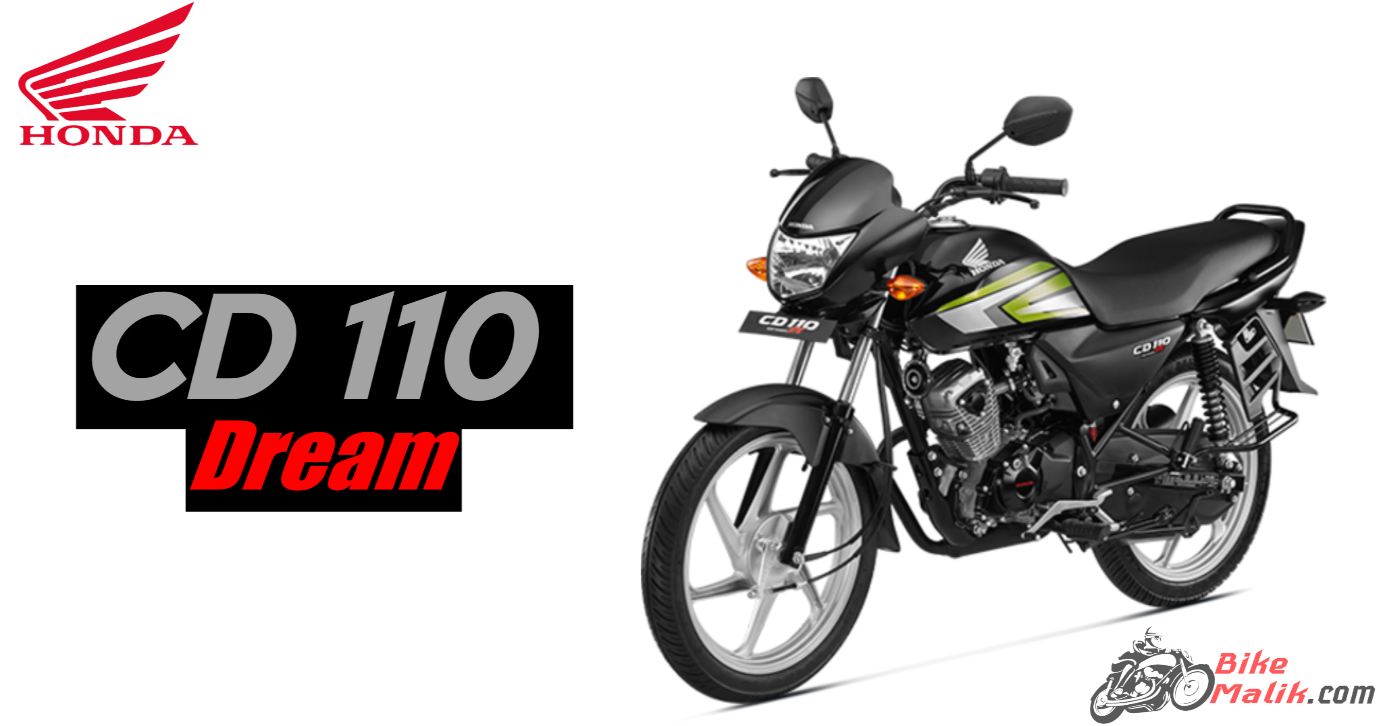 Honda CD 110 Dream Price, Mileage, Images, Colors, Features, Specs & 360-View