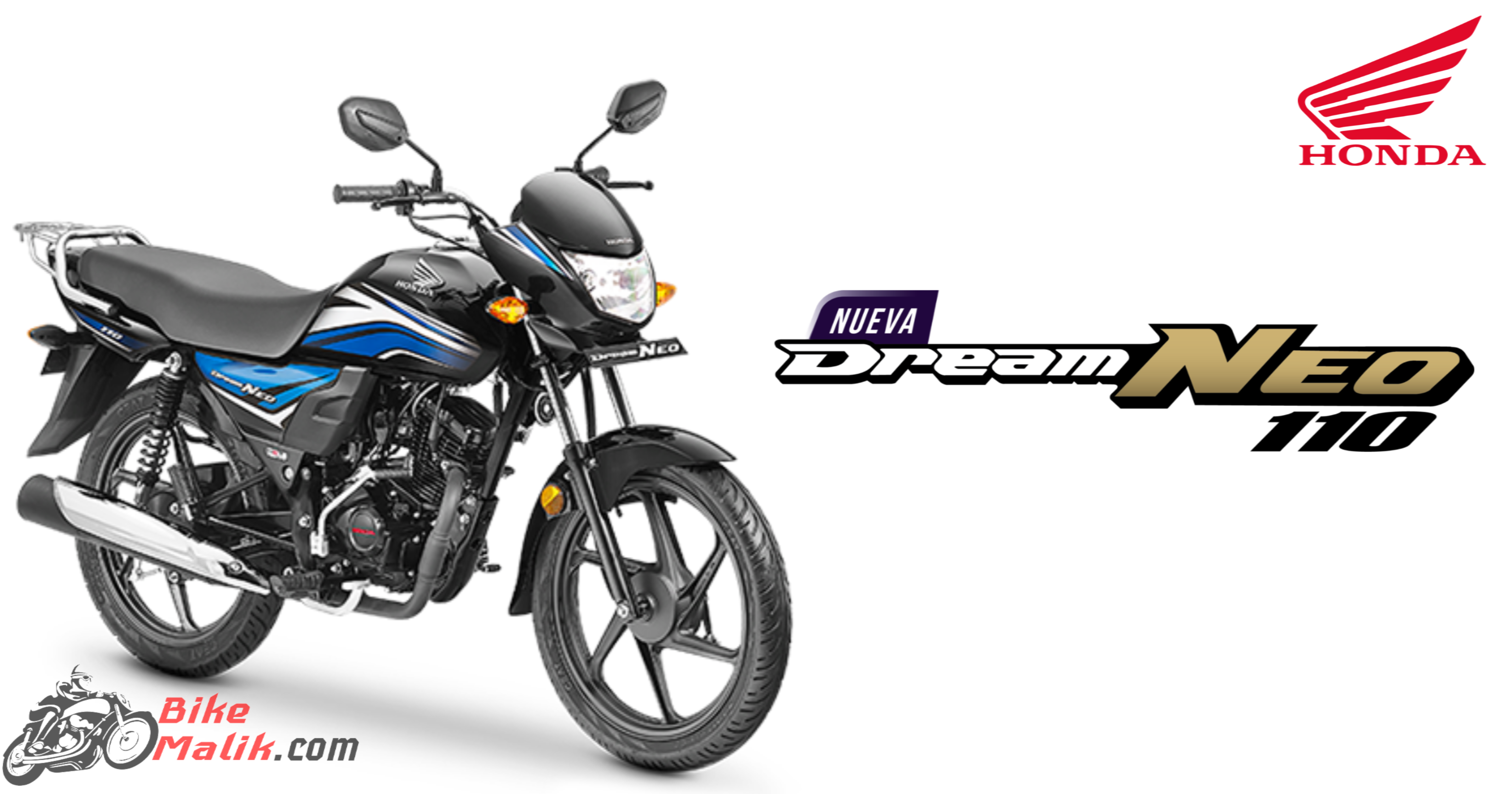 Honda Dream Neo Colors, Price, Mileage, Images, Performance, Specs, Features & 360 View