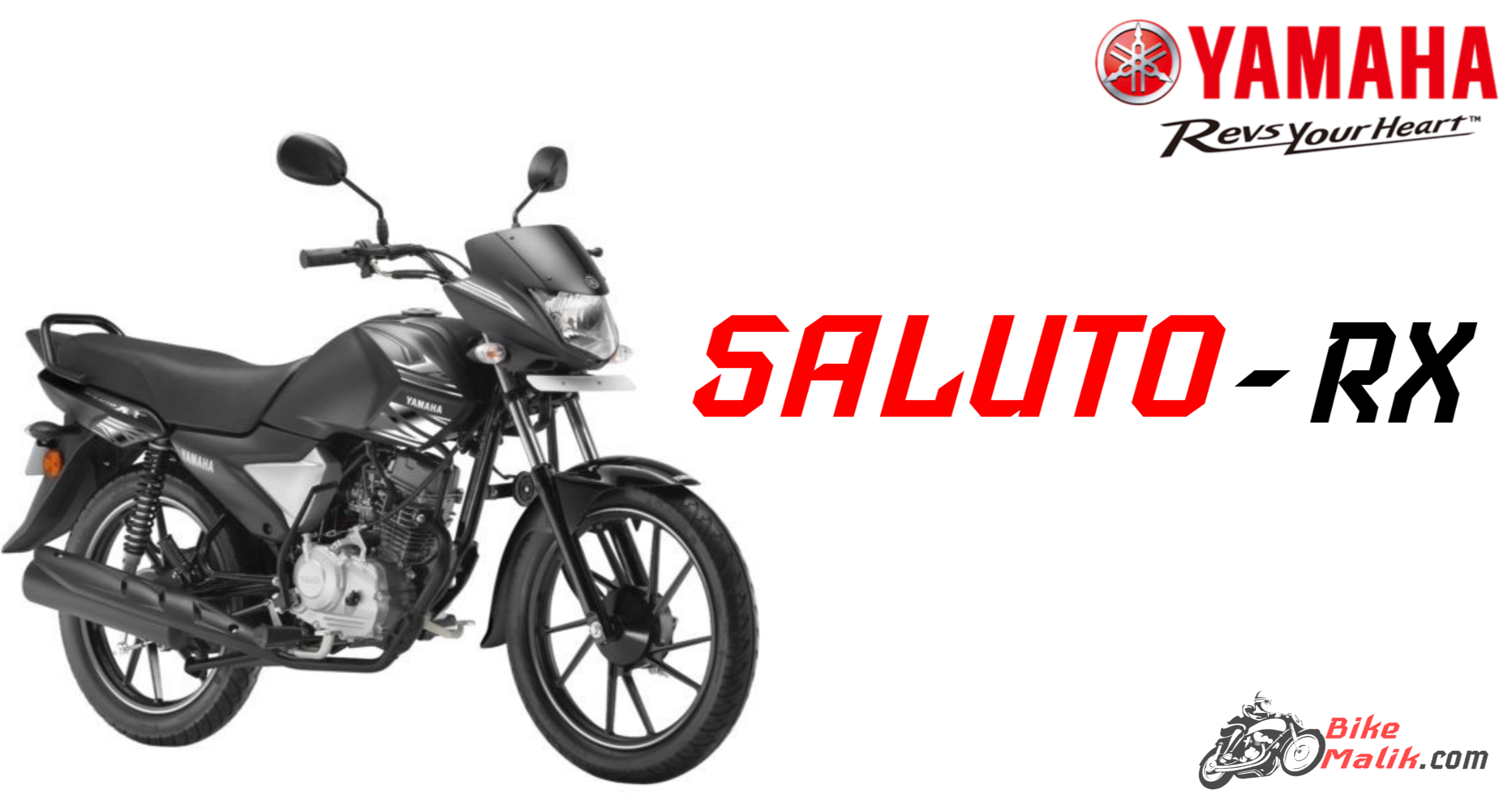 Yamaha Saluto RX Price, Performance, Mileage, Colors, Features, Specs & 360-View India