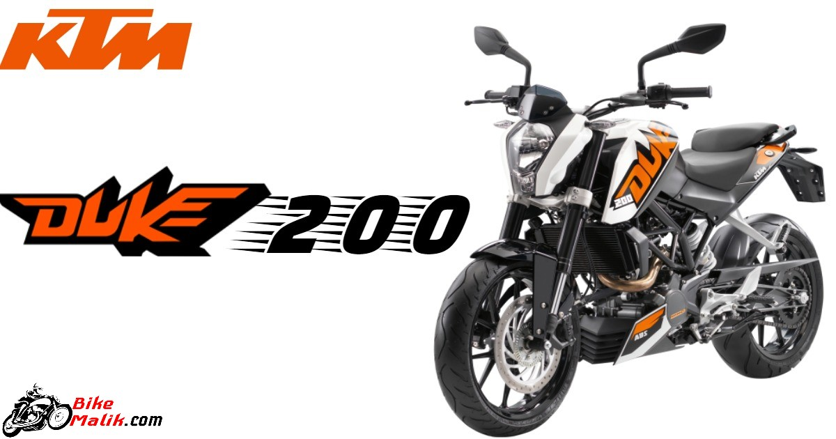 2018 KTM Duke 200 Features, Specs, Mileage, Price, Colors & Images