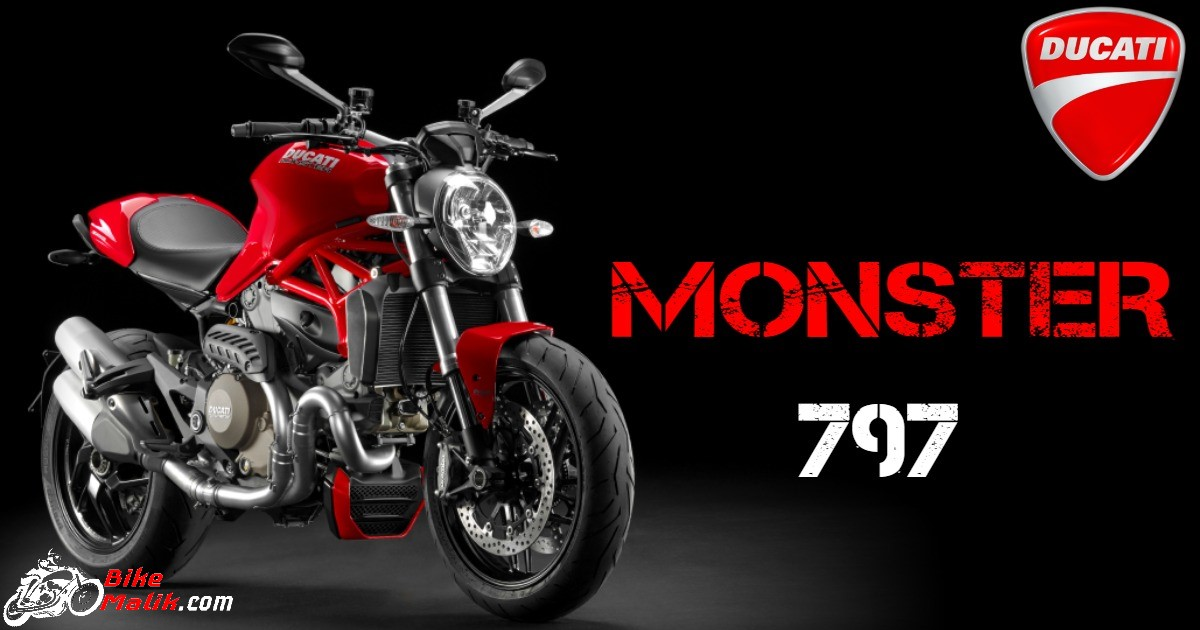 Ducati Monster 797 Features, Specs, Price, Mileage, Colors & Images