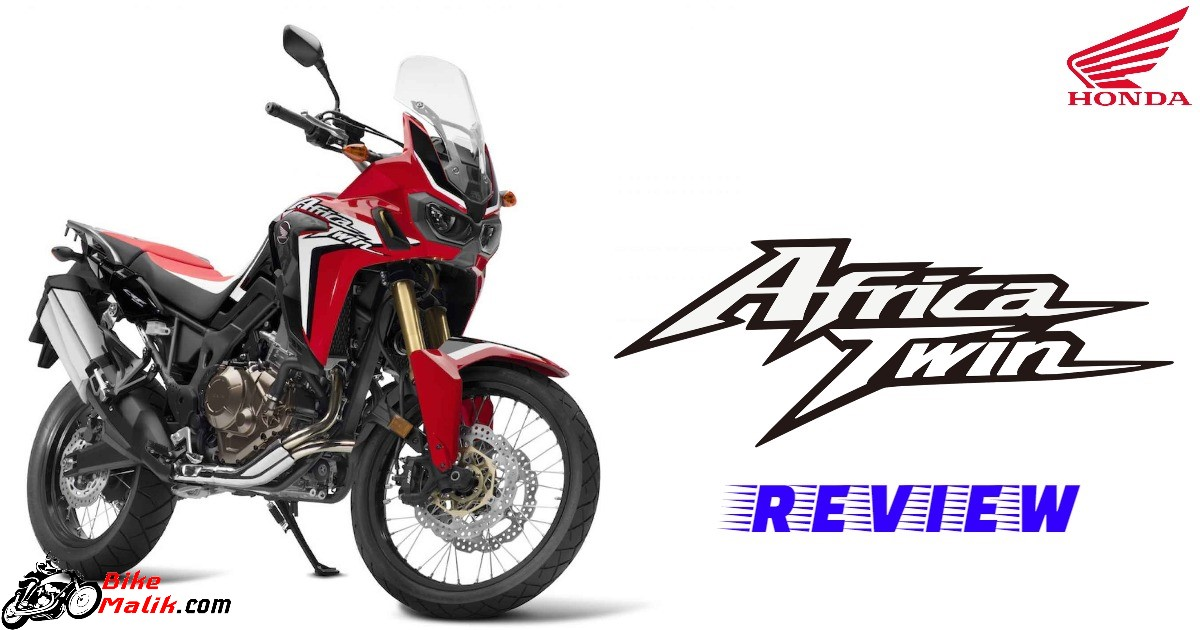 Honda Africa Twin : Review