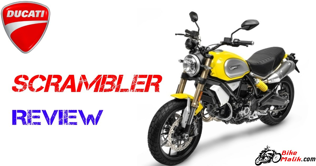 Ducati Scrambler : Review