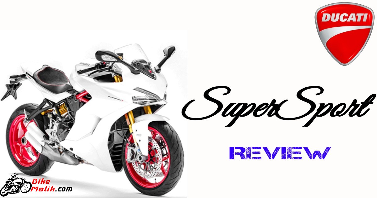 Ducati SuperSport : Review
