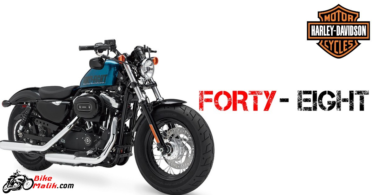 Harley Davidson Forty Eight Price Features Specs Details Colors Images Bike Malik