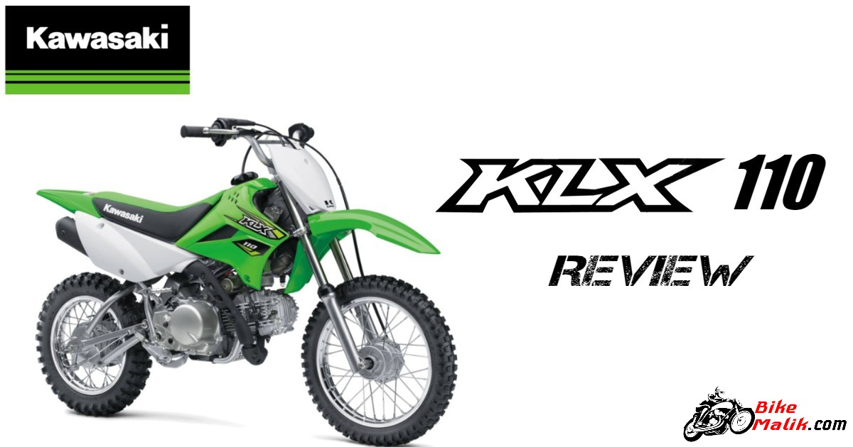 Kawasaki KLX 110 : Review