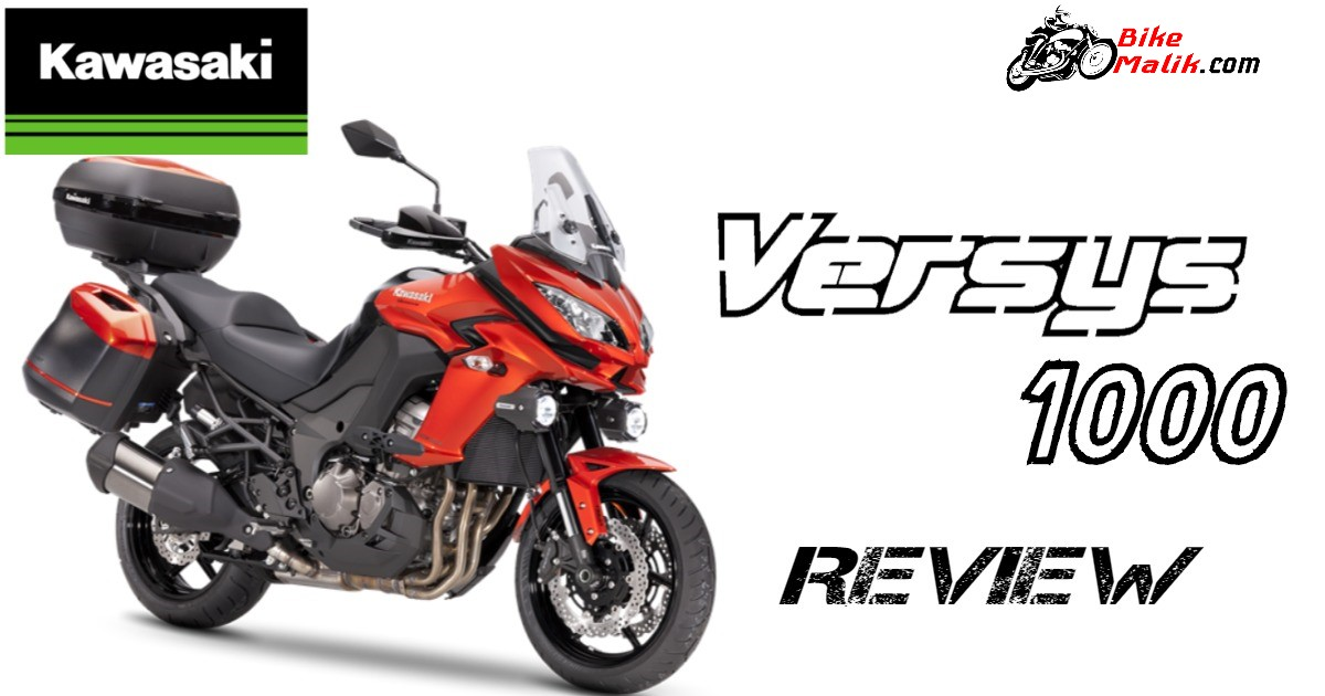 Kawasaki Versys 1000 : Review