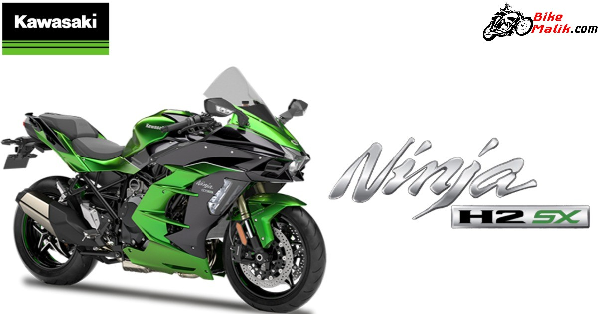 Kawasaki Ninja H2 SX Features, Specs, Color, Details, Mileage, Images & 360 View