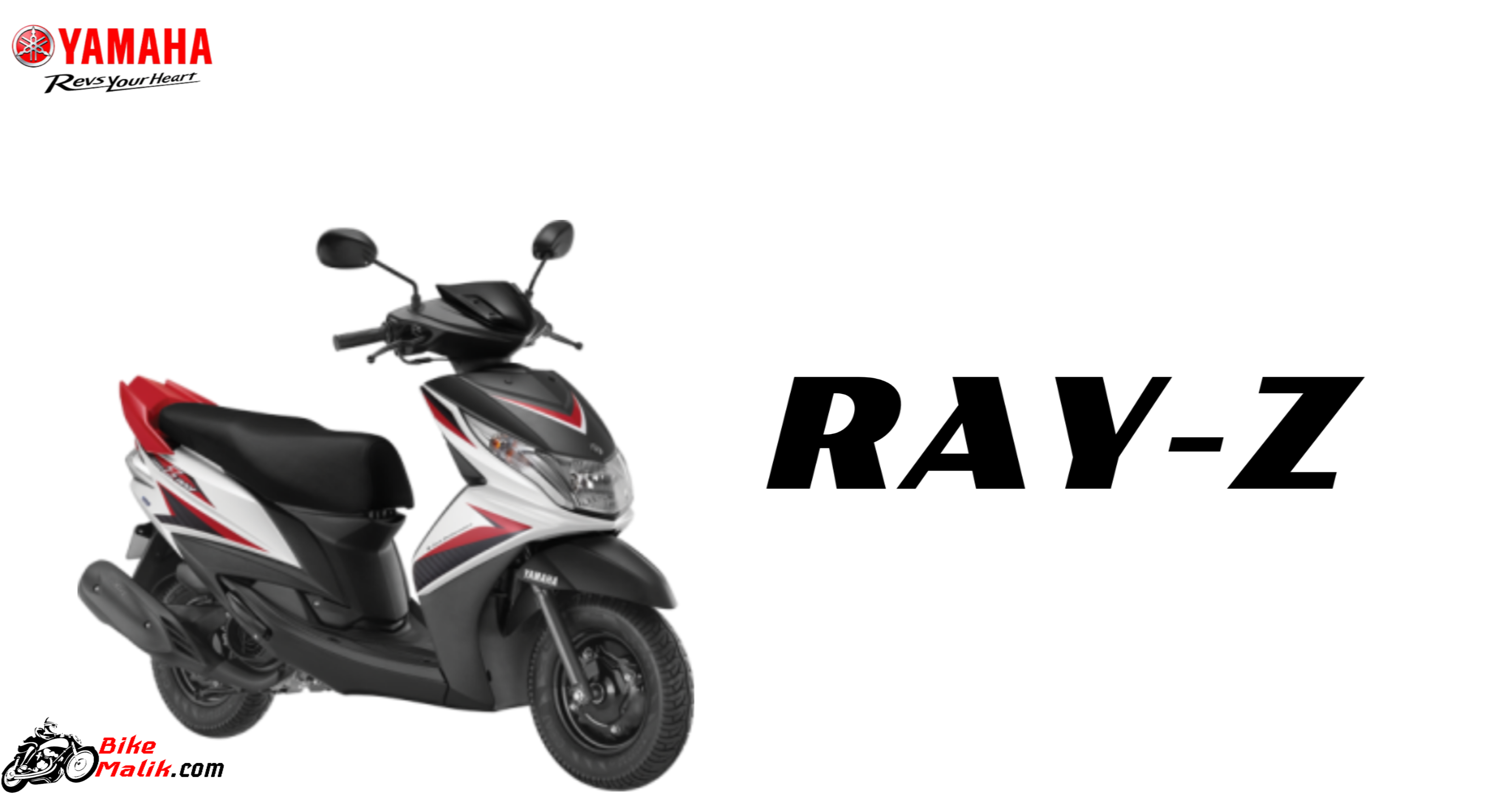 Yamaha Ray-Z Features, Specs, Colours, Price, Images, Mileage & 360 View