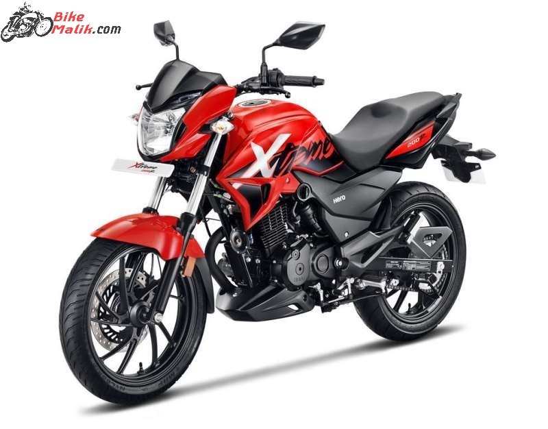 Hero Xtreme 200R - Side View