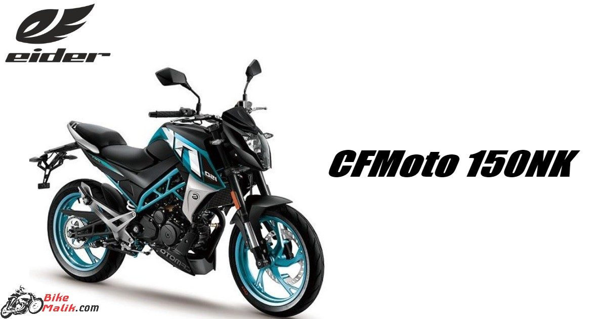 2019 CFMoto 150NK Features, Specs, Price, Colours, Mileage & Images